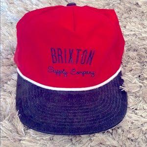 OG Brixton Supply SnapBack